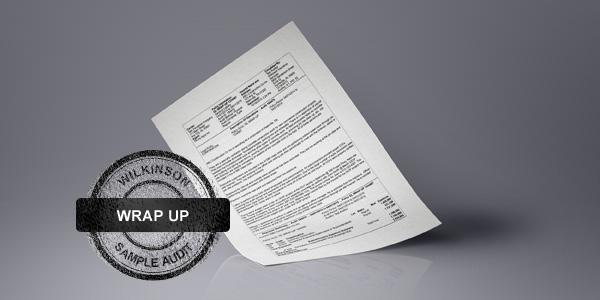 audit-wrap-up